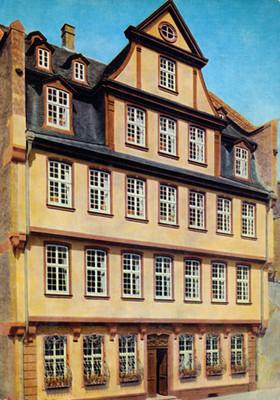 Casa de Goethe,