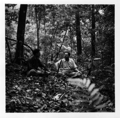 Alvarez Bravo y Puig perdidos en la Selva