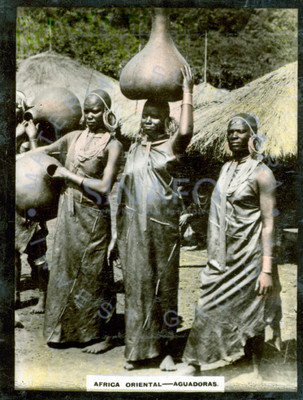 2Africa oriental, aguadoras, reprografía