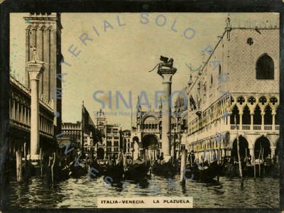 Italia, Venecia. La Plazuela