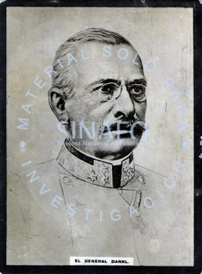 """""""El General [Viktor] Dankl [von Krasnik]"""", retrato de tres cuartos"""