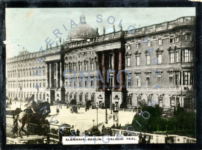 Alemania-Berlín. Palacio Real