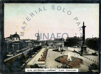 "Vista general de la ""Plaza Trafalgar"""