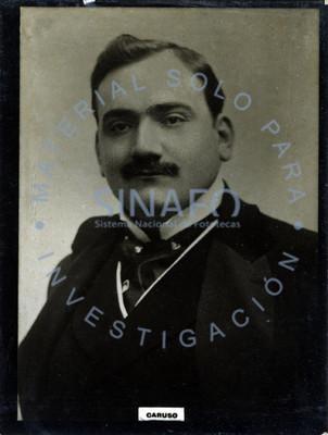 """Enrico """"Caruso"""", retrato"""
