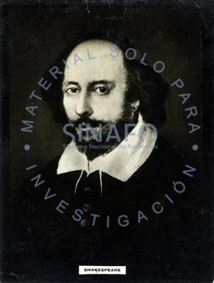 """William """"Shakespeare"""", retrato"""