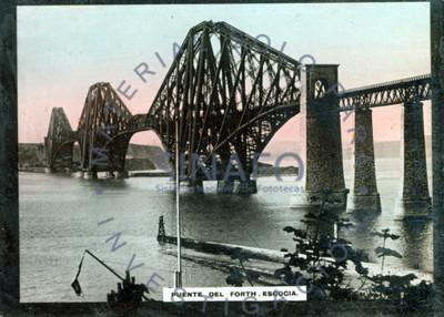 Puente del Forth. Escocia