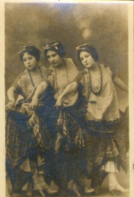 Hermanas Pérez, retrato de grupo