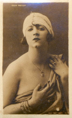 Celia Padilla, retrato