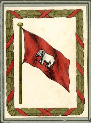 Bandera de Siam