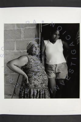 Petrona Martínez e hija