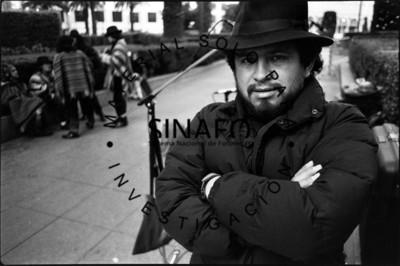 Carlos Hilario y el Grupo Markainasi en el Union Square de San Francisco