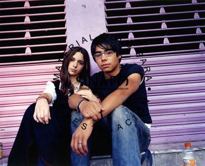 Joven pareja