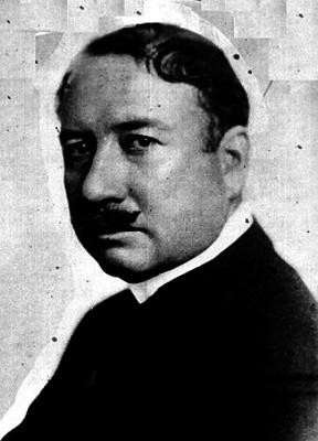 Adalberto Tejeda, ingeniero y político, retrato