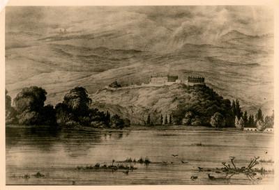 Cerro de Chapultepec, reprografía