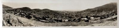Panorámica de la ciudad de Pachuca, Hidalgo