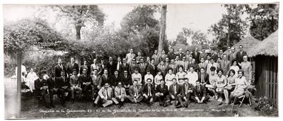 Abogados de la Generación 53-57 de la facultad de derecho de la U.N.A.M. X aniversario