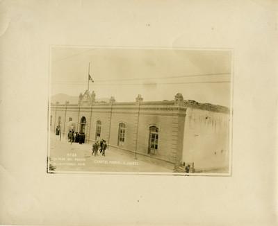 Cuartel Federal. C. Juárez
