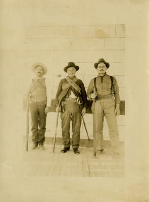Revolucionarios [en] C. Juárez