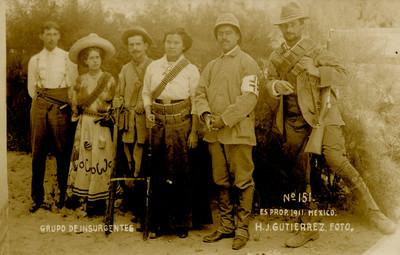 Grupo de insurgentes