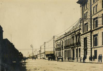 Calles de Balderas