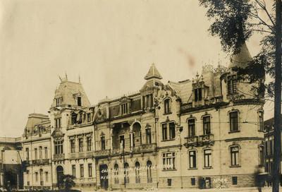 Casa destruida [en] Paseo de la Reforma