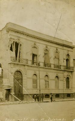 Casa N° 37 [en] Av. Balderas