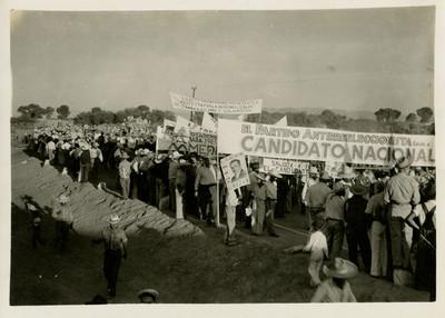 Campaña de Juan Andrew Almazán