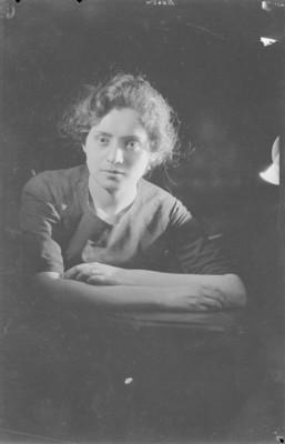 Mujer, retrato