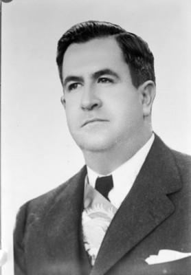 Manuel Ávila Camacho, retrato