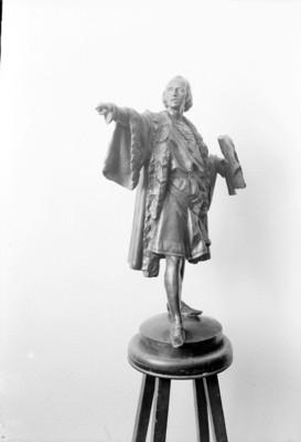 Cristóbal Colón, escultura