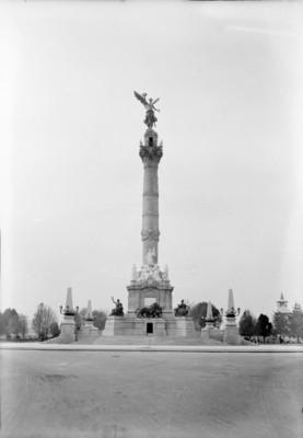 Ángel de la Independencia, vista