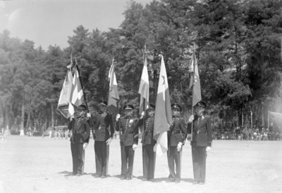 Ceremonia de la reunión U.S.A. - Sudamérica