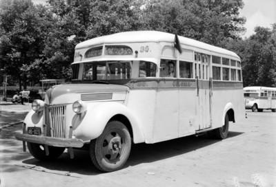 Autotransporte de la ruta colonia Moctezuma-Chapultepec-Tlalpan