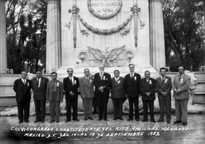 CXXVI Congreso Constituyente del Rito Nacional Mexicano