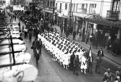 Desfile del día de la Indepencia de México