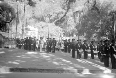 Ceremonia del Colegio Militar
