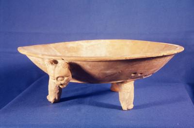 Vasija maya del Museo Regional Potosino