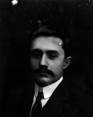 José Vasconcelos, Secretario de Educación Pública, retrato