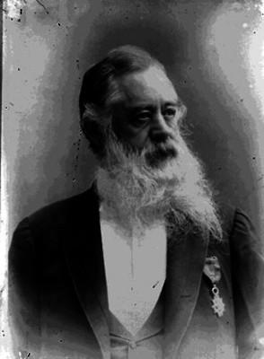 José Maria Velasco, pintor, retrato