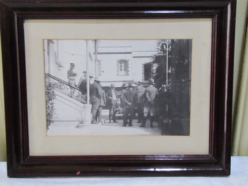 Venustiano Carranza en la casa de Río Lerma no. 35