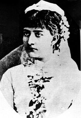 Carmen Romero Rubio de Díaz, retrato