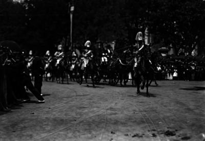 Desfile conmemorativa del aniversario de la Independencia de México