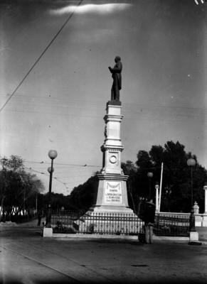 Monumento a Benito Juárez