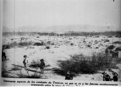 Combates en Torreón