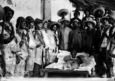 Federales realizan ceremonia luctuosa al capitán Librado Cervantes