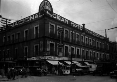 """Gran Hotel Nacional"", vida cotidiana"
