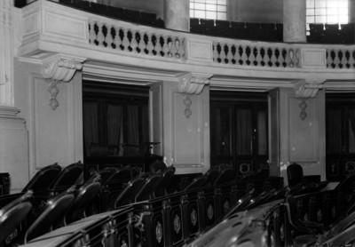 Mobiliario de la Cámara de Diputados