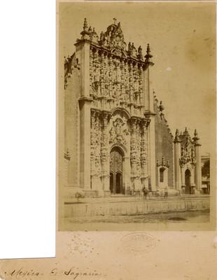 Sagrario de la Catedral Metropolitana, ciudad de México