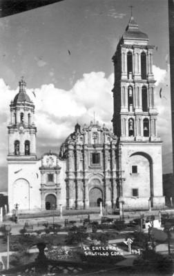La Catedral Saltillo
