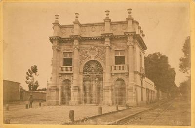 Casa del Sr. Mier Tacubaya